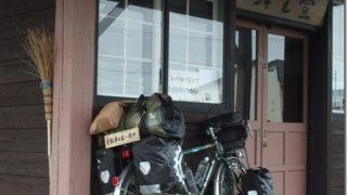 【65日目】日本一の直線道路を通り、留萌・黄金岬へ【2016/06/15】