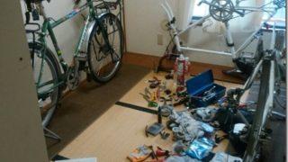【休息日】自転車整備の日【2016/09/06】