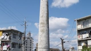 【日常】団地の給水塔が好き 2