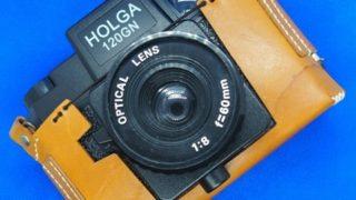 【カメラと作品】HOLGA120GNと「MANGA★GIRL」