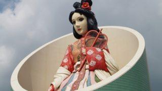 【日常】奈良には巨大かぐや姫がいる!