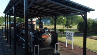 【鉄道遺産】SLに泊まれる!?客車と駅長の家が選べる、計呂地交通公園【北海道】