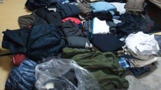 【汚部屋整理】衣類を捨てる!【断捨離】