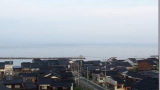 【154日目】隠岐の島はあきらめ、松江へ【2016/09/25】