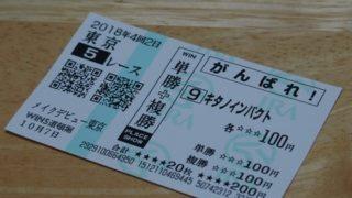 【DMMバヌーシー】出資馬が初出走!キタノインパクトのデビュー戦まとめ【バヌーシー生活】