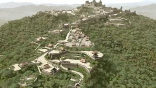 【旅日記】日本三大山城の一つ、大和高取城跡へ行ってきた。(前篇)土佐街道かかし祭りと城跡【低山トレッキング】