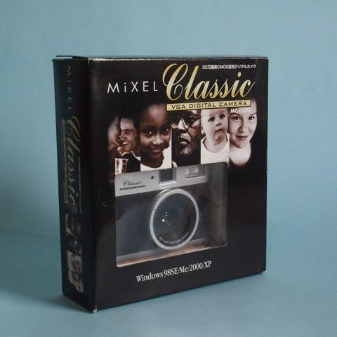 Mixel MC-DC02のパッケージ