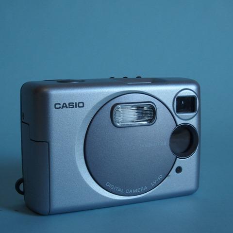 カシオ LV-10の外観